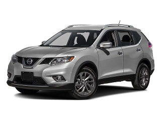 Nissan Rogue S White 2017