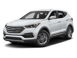 Hyundai Santa Fe Sport 2.4l Red 2017