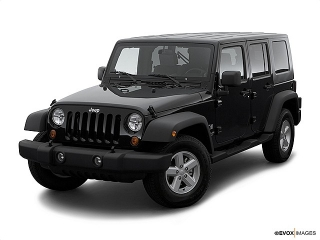Jeep Wrangler Unlimited X Gray 2007