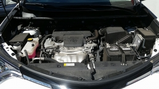 Toyota RAV4 LE Blanco 2016