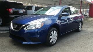 Nissan Sentra S Azul 2016