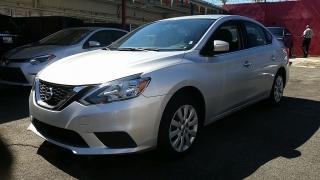 Nissan Sentra Silver 2016