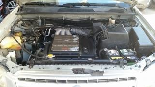 Toyota Highlander Limited Plateado 2002