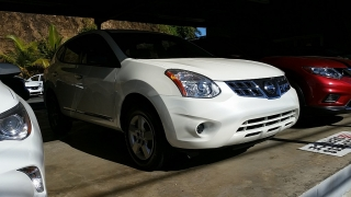 Nissan Rogue S Blanco 2013