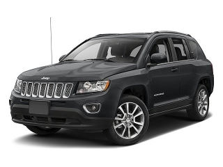Jeep Compass Sport Plateado 2017