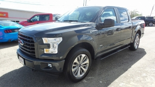 Ford F-150 XL Gris Oscuro 2017