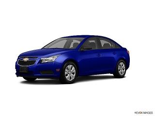 Chevrolet Cruze LS Azul 2013