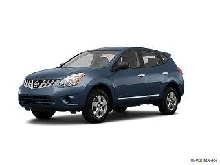 Nissan Rogue S Azul 2013