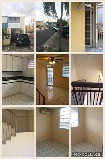 URB. CANA - AMPLIA, FRESCA Y COMODA PROPIEDAD, en Bayamón Puerto Rico Casa en Urbanización-Cana de 3 Cuartos y 1 1/2 Baños