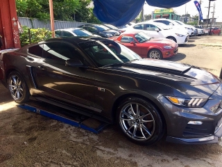 Ford Mustang V8 Rousch 2015