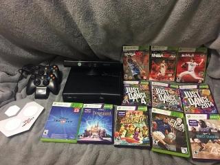 Xbox 360 - 4GB - Especial