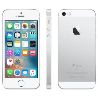 IPHONE S.E 16G PLATA Y BLANCO (787)374-1108