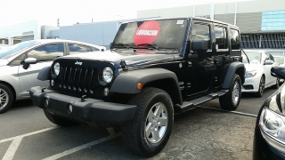 Jeep Wrangler Unlimited Freedom Edition 2014