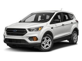 Ford Escape S Gray 2017