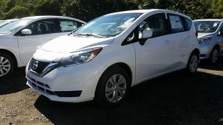 Nissan Versa Note S Plus Blanco 2017