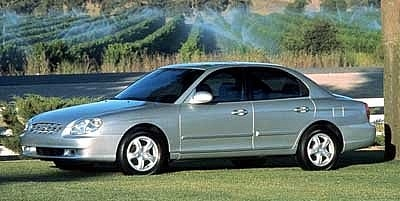 Hyundai Sonata Gl 1999
