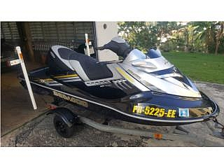 SE VENDE SEADOO RXT SUPERCHAGED 154 HRS