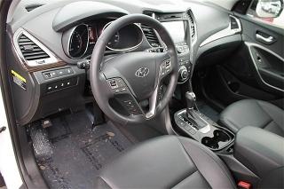 Hyundai Santa Fe Limited AWD 2013