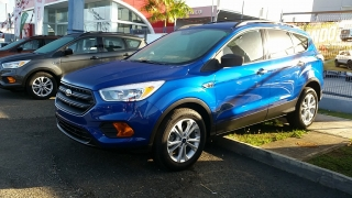 Ford Escape S Azul 2017