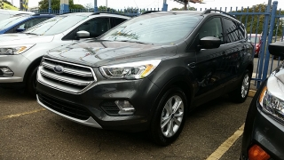 Ford Escape SE Negro 2017