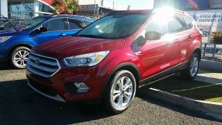Ford Escape Se Rojo Vino 2017