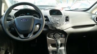 Ford Fiesta S Negro 2017