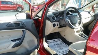 Ford Fiesta Se Rojo Vino 2017