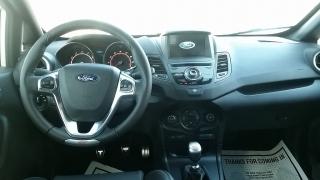 Ford Fiesta St Blanco 2017