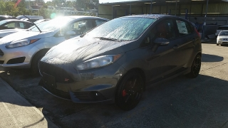 Ford Fiesta St Gris Oscuro 2017