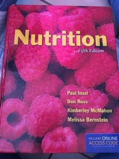Libros de Nutrición y Dietética.