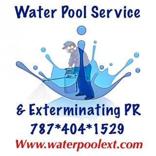 Mantenimiento de piscinas y servicio de fumigacion