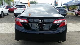 Toyota Camry SE Negro 2014