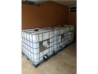 Cisterna 250 galones