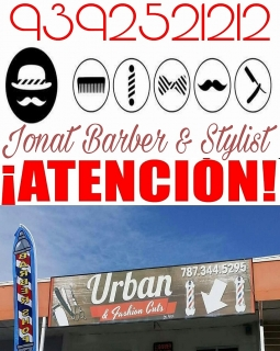 Servicio de barbero, make up , blower ,Plancha .
