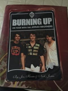 Libro Jonas Brother