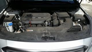 Hyundai Sonata 2.4L Plateado 2016