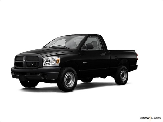 Dodge Ram 1500 Slt Black 2008
