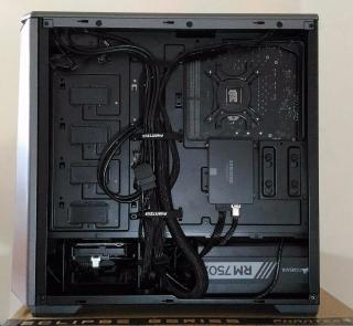 Gaming PC AMD RX480 8GB i7-6700K 16GB RAM