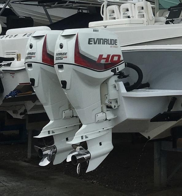Evinrude ETECS 225HP