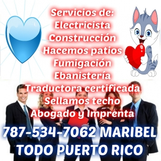 Dejame ayudarte llamame al 787-534-7062 Maribel...