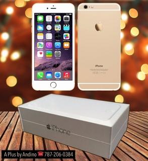 Entregamos GRATIS iPhone 6 NUEVOS DESBLOQUEADOS