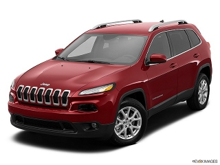 Jeep Cherokee White 2014