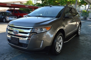 Ford Edge Sel Gold 2013