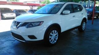 Nissan Rogue S Blanco 2015