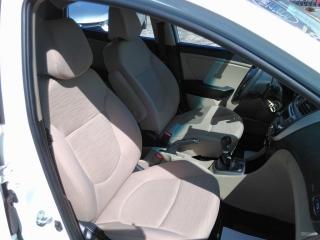 Hyundai Accent Gls White 2015