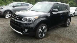 Kia Soul Player Negro 2017