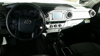 Toyota Tacoma SR Blanco 2017