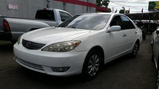 Toyota Camry Se 2005