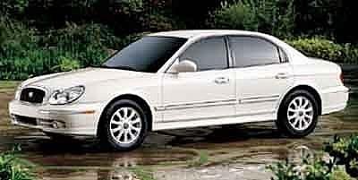 Hyundai Sonata Lx 2004
