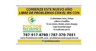 Doctor Tax Defense